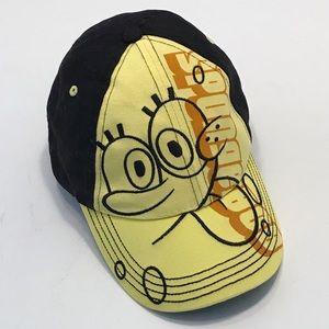 Nickelodeon Spongebob Youth Size Baseball Hat/Cap